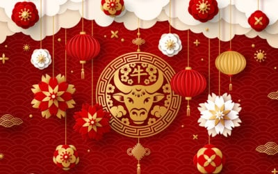 The Year of the Ox: Advertising for Chinese New Year